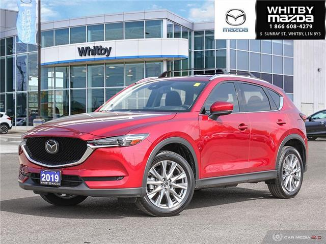 2019 Mazda CX-5 GT w/Turbo (Stk: 190380A) in Whitby - Image 1 of 27