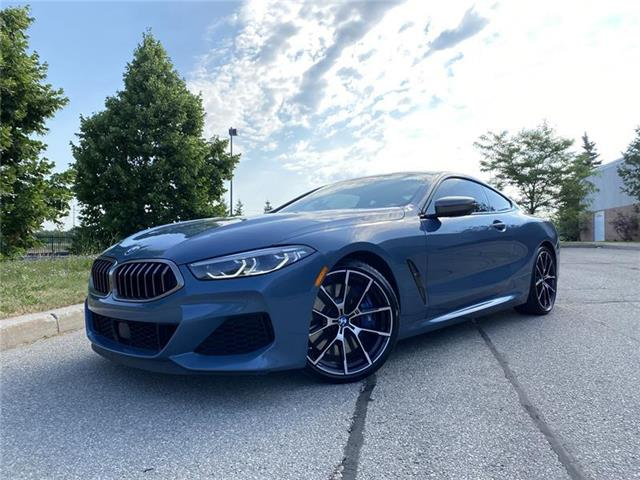 2019 BMW M850i xDrive (Stk: B20173T1) in Barrie - Image 1 of 19