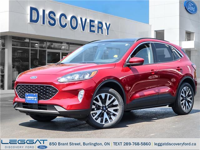 2020 Ford Escape SEL (Stk: ES20-87244) in Burlington - Image 1 of 23