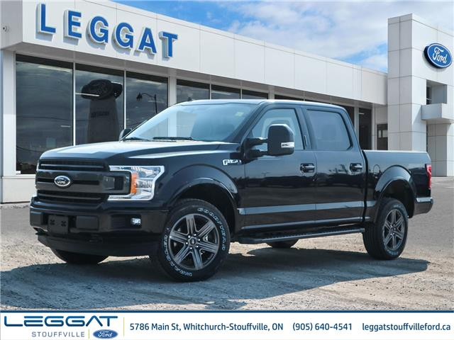 2020 Ford F-150 XLT (Stk: 20-50-147) in Stouffville - Image 1 of 22