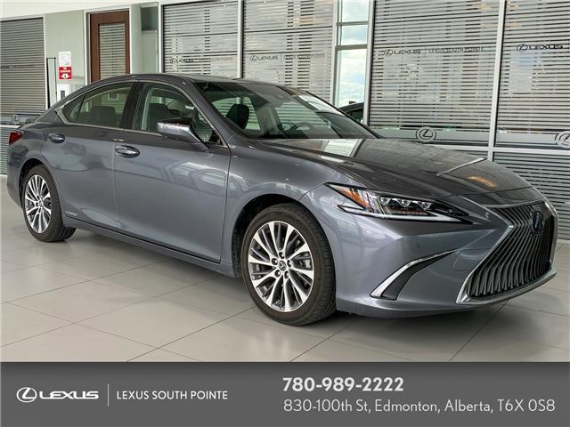 2019 Lexus ES 300h Base (Stk: L900585A) in Edmonton - Image 1 of 21