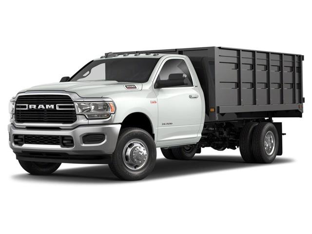 2019 RAM 3500 Chassis Tradesman/SLT (Stk: K631676) in Surrey - Image 1 of 1