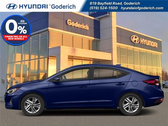 2020 Hyundai Elantra Preferred IVT (Stk: E2307) in Goderich - Image 1 of 1