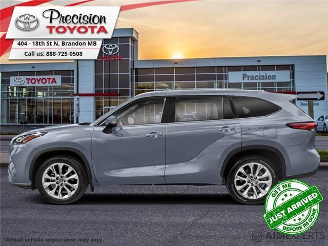 2020 Toyota Highlander Platinum (Stk: 20314) in Brandon - Image 1 of 1