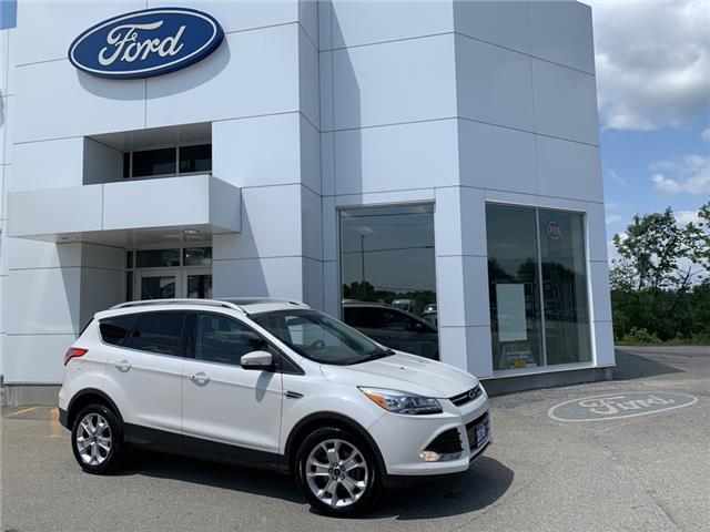 2016 Ford Escape Titanium (Stk: W1112) in Smiths Falls - Image 1 of 1