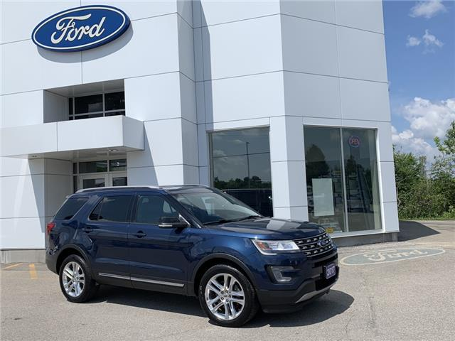 2017 Ford Explorer XLT (Stk: 20160A) in Smiths Falls - Image 1 of 1