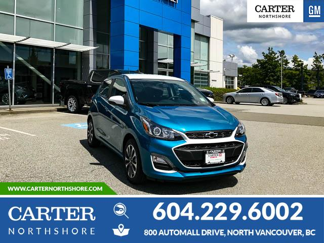 2020 Chevrolet Spark 1LT CVT (Stk: P93260) in North Vancouver - Image 1 of 13