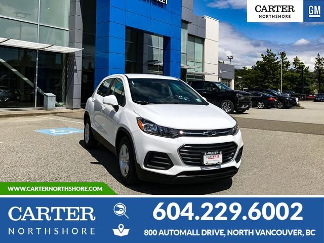 2020 Chevrolet Trax LS (Stk: TX64850) in North Vancouver - Image 1 of 13