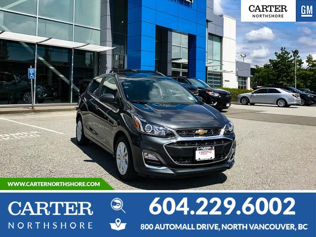 2020 Chevrolet Spark 1LT CVT (Stk: P15630) in North Vancouver - Image 1 of 13