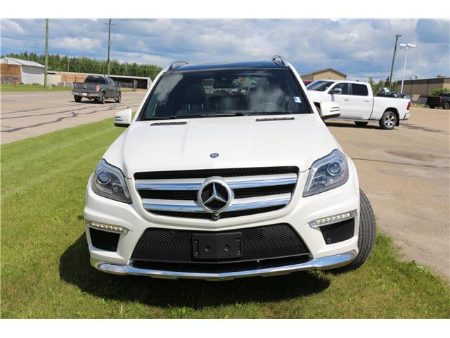 2016 Mercedes-Benz GL-Class Base (Stk: LP023) in Rocky Mountain House - Image 1 of 30