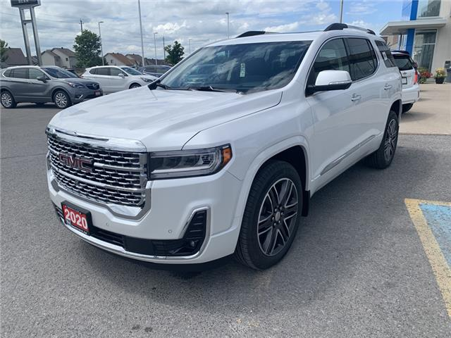 2020 GMC Acadia Denali (Stk: 86654) in Carleton Place - Image 1 of 23