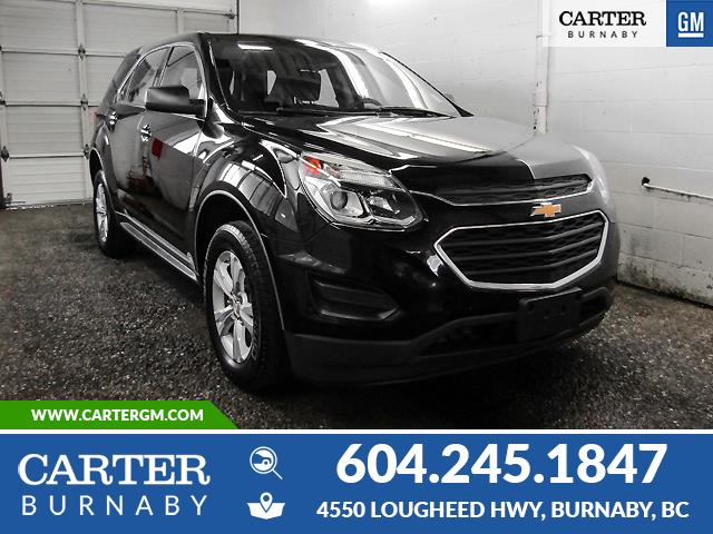 2016 Chevrolet Equinox LS (Stk: P9-62080) in Burnaby - Image 1 of 23