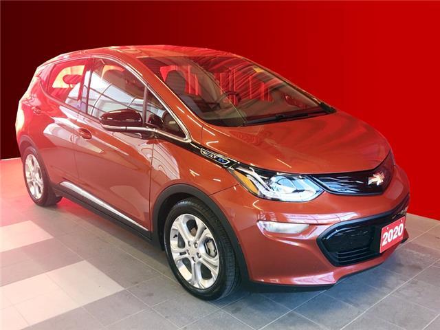 2020 Chevrolet Bolt EV LT (Stk: 20-255) in Listowel - Image 1 of 15