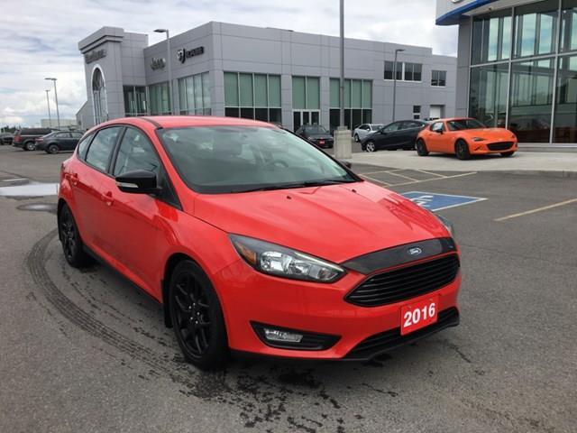 2016 Ford Focus SE (Stk: 2767A) in Ottawa - Image 1 of 19