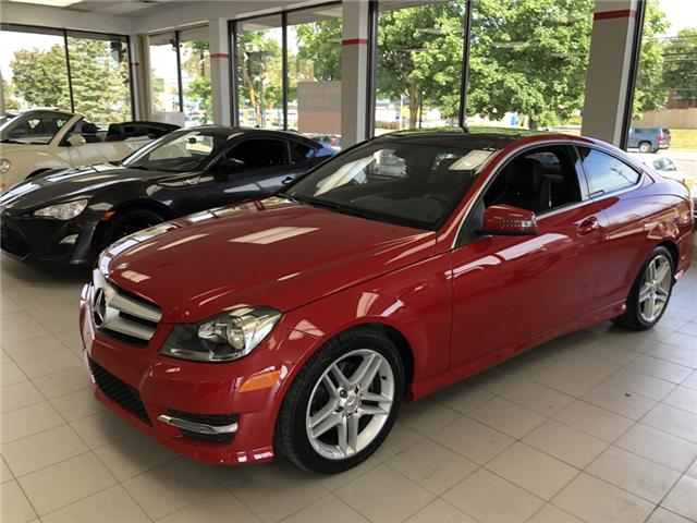 2013 Mercedes-Benz C-Class Base (Stk: ) in Ottawa - Image 1 of 19