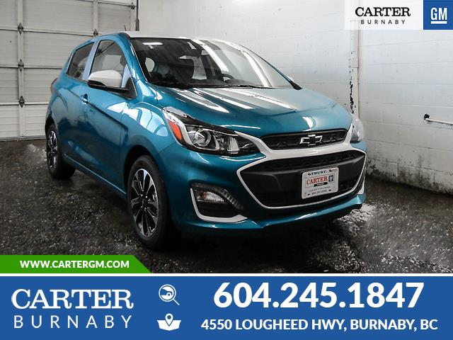 2020 Chevrolet Spark 1LT CVT (Stk: 40-96790) in Burnaby - Image 1 of 12