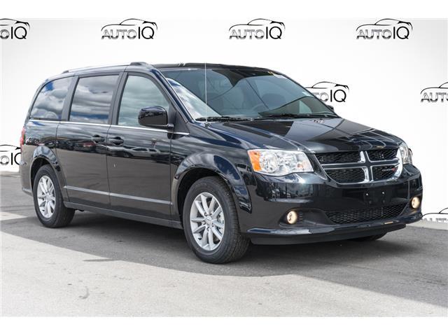 2020 Dodge Grand Caravan Premium Plus (Stk: 43634) in Innisfil - Image 1 of 27