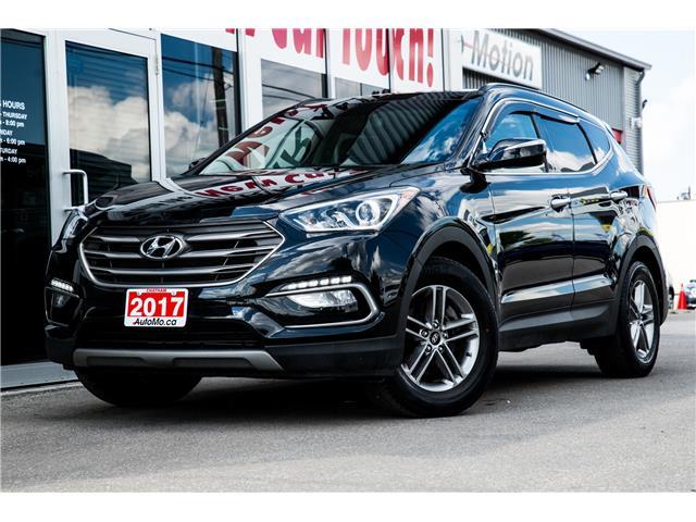 2017 Hyundai Santa Fe Sport  (Stk: 20392) in Chatham - Image 1 of 24