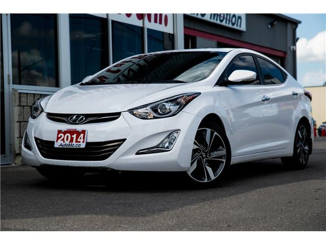 2014 Hyundai Elantra Limited (Stk: T20446) in Chatham - Image 1 of 26
