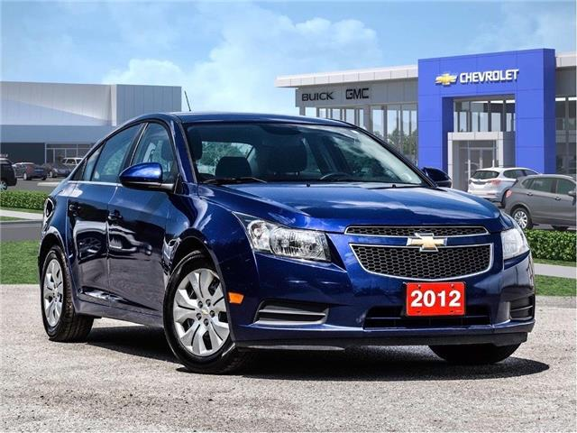 2012 Chevrolet Cruze LT Turbo (Stk: 190877B) in Markham - Image 1 of 25