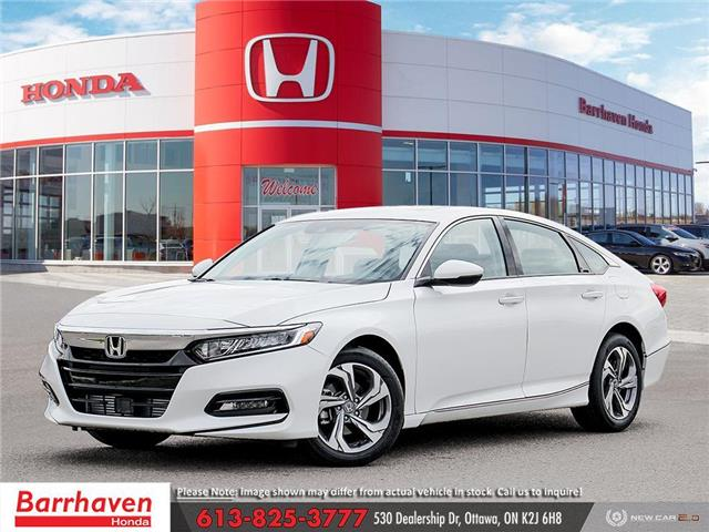 2020 Honda Accord EX-L 1.5T (Stk: 3027) in Ottawa - Image 1 of 22