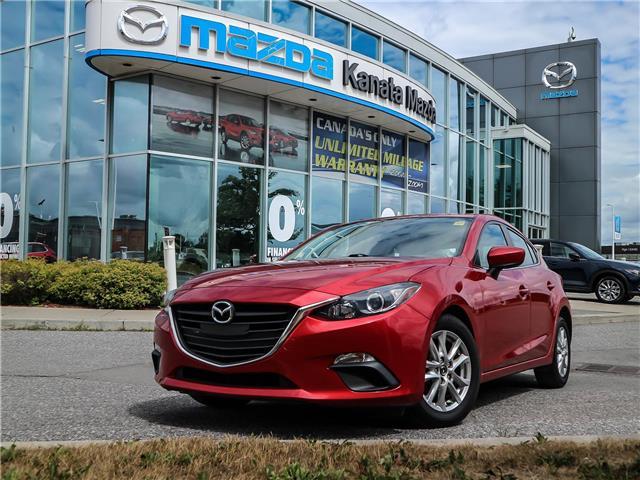 2016 Mazda Mazda3 Sport GS (Stk: M1017) in Ottawa - Image 1 of 29