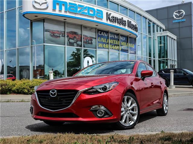 2016 Mazda Mazda3 GT (Stk: 11547A) in Ottawa - Image 1 of 29
