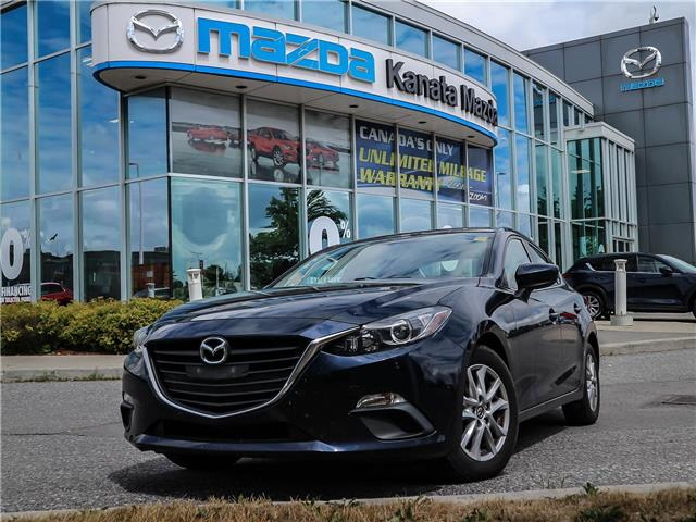 2015 Mazda Mazda3 GS (Stk: 11448A) in Ottawa - Image 1 of 8