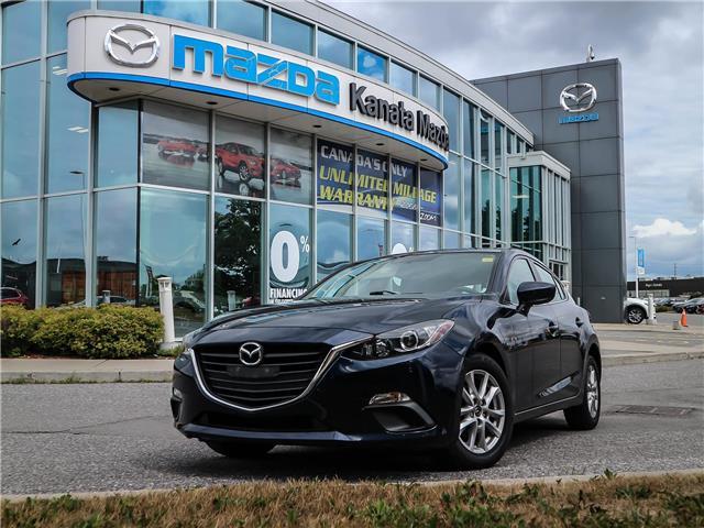 2016 Mazda Mazda3 Sport GS (Stk: 11563A) in Ottawa - Image 1 of 28