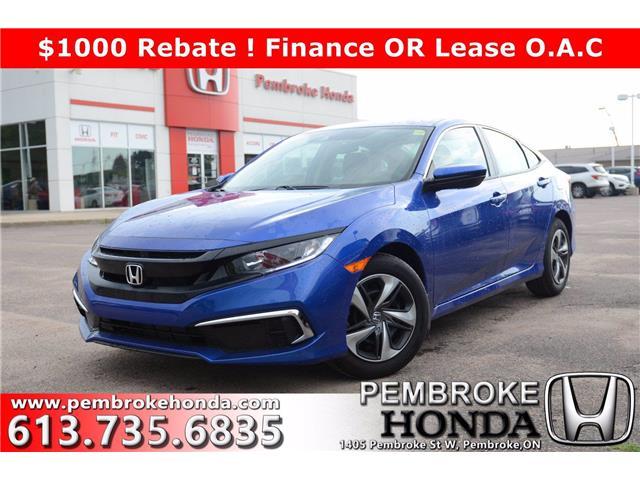 2020 Honda Civic LX (Stk: 20153) in Pembroke - Image 1 of 23