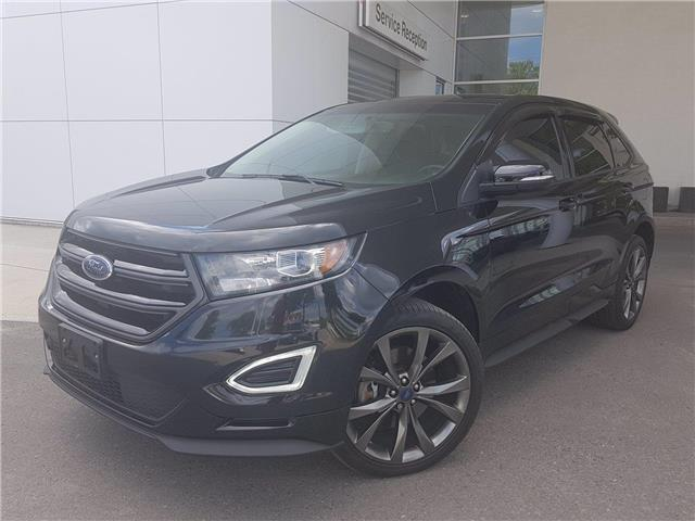 2017 Ford Edge Sport (Stk: P9370A) in Gloucester - Image 1 of 25