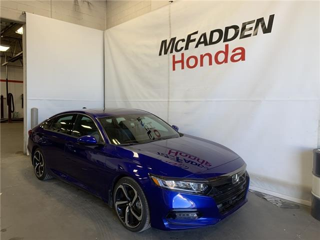 2020 Honda Accord Sport 2.0T (Stk: 2209) in Lethbridge - Image 1 of 18