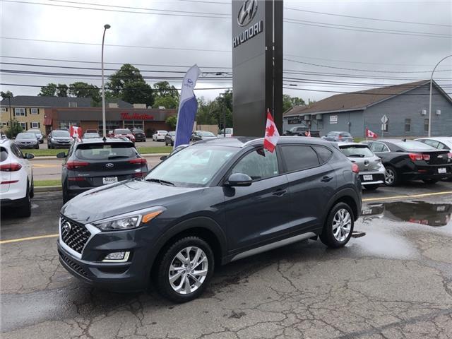 2020 Hyundai Tucson Preferred (Stk: U3640) in Charlottetown - Image 1 of 8