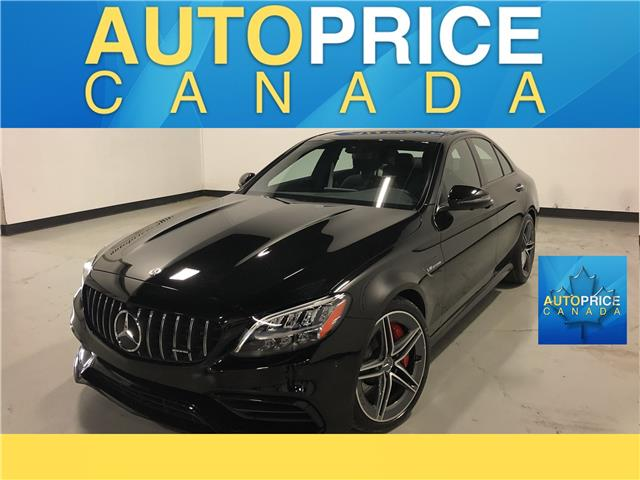 2019 Mercedes-Benz AMG C 63 S (Stk: B0974) in Mississauga - Image 1 of 13