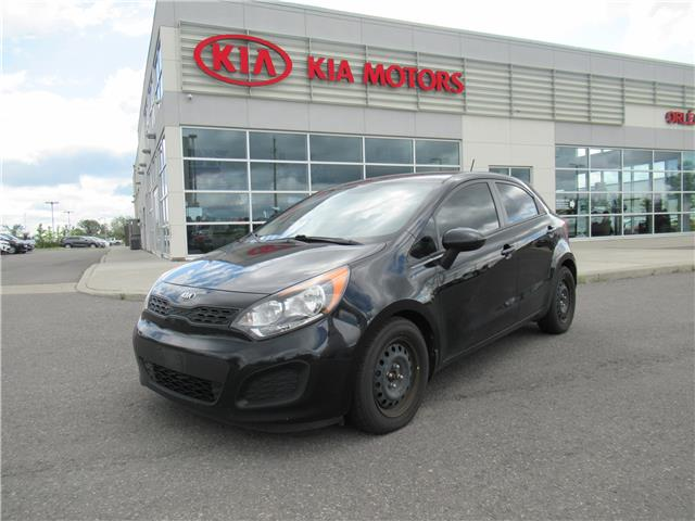 2014 Kia Rio LX+ (Stk: 2005A) in Orléans - Image 1 of 22