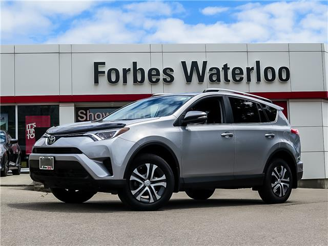 2017 Toyota RAV4 LE (Stk: 11906) in Waterloo - Image 1 of 23
