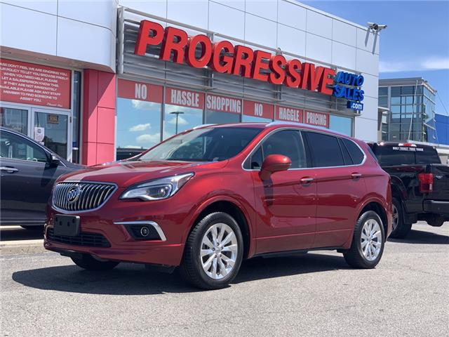 2017 Buick Envision Essence (Stk: HD120915) in Sarnia - Image 1 of 21