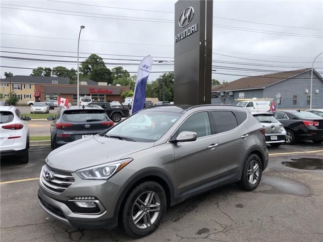 2017 Hyundai Santa Fe Sport 2.4 SE (Stk: U3647A) in Charlottetown - Image 1 of 8