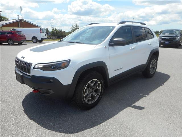 2020 Jeep Cherokee Trailhawk (Stk: NC 3922) in Cameron - Image 1 of 10