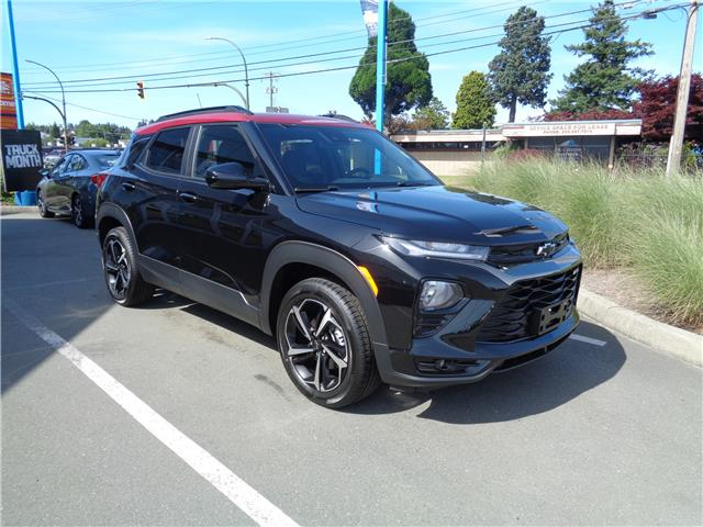 2021 Chevrolet TrailBlazer RS (Stk: T21000) in Campbell River - Image 1 of 25