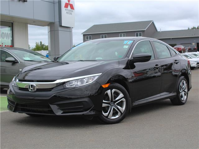 2017 Honda Civic LX (Stk: 200815A) in Fredericton - Image 1 of 18