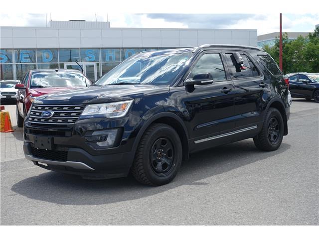 2017 Ford Explorer XLT (Stk: 1919021) in Ottawa - Image 1 of 12