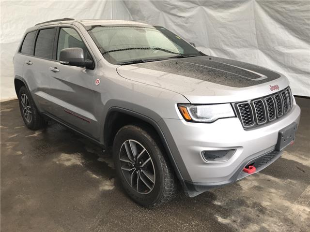 2019 Jeep Grand Cherokee Trailhawk (Stk: U1960) in Thunder Bay - Image 1 of 18