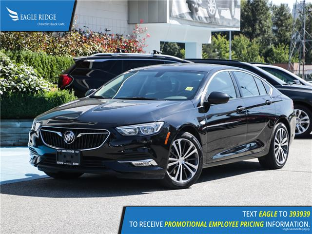 2019 Buick Regal Sportback Essence (Stk: 190298) in Coquitlam - Image 1 of 16