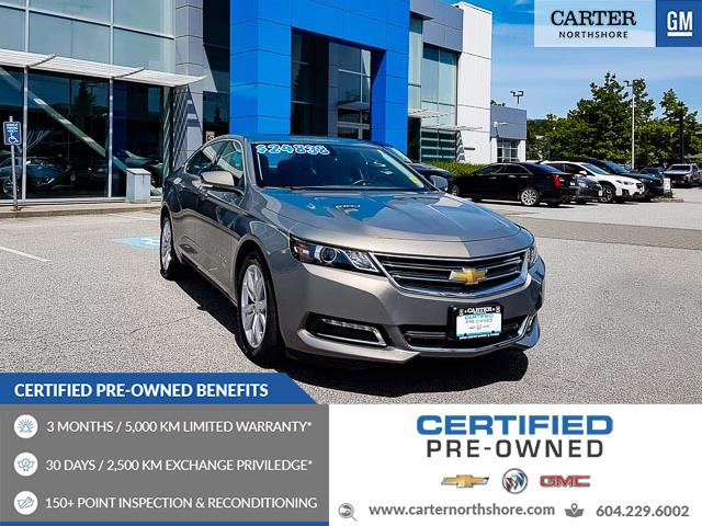 2019 Chevrolet Impala 1LT (Stk: 974050) in North Vancouver - Image 1 of 27