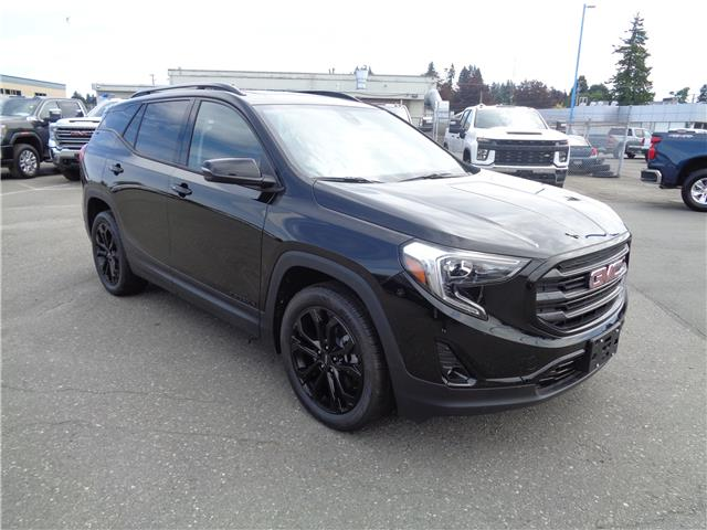 2020 GMC Terrain SLT (Stk: T20054) in Campbell River - Image 1 of 12