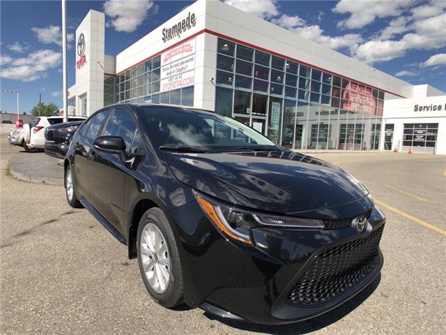 2020 Toyota Corolla LE (Stk: 200734) in Calgary - Image 1 of 19