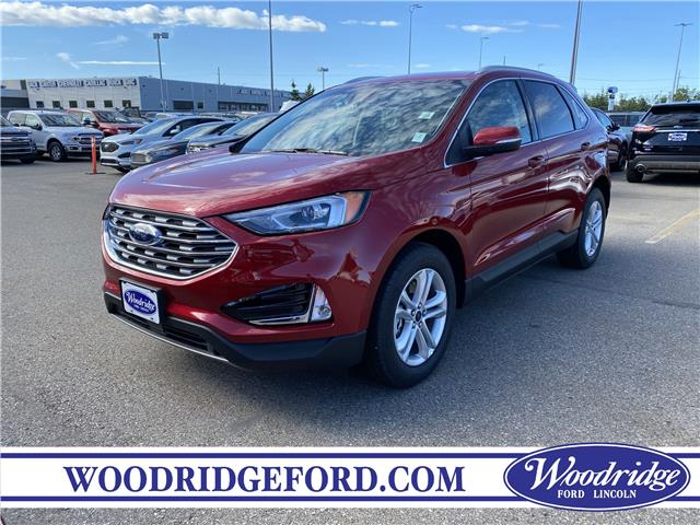 2020 Ford Edge SEL (Stk: L-1062) in Calgary - Image 1 of 6