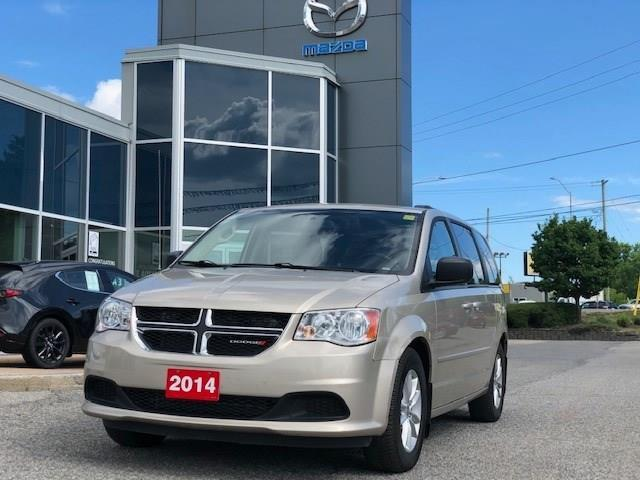 2014 Dodge Grand Caravan SE/SXT (Stk: 210491) in Gloucester - Image 1 of 24