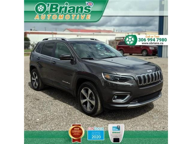 2019 Jeep Cherokee Limited (Stk: 13589A) in Saskatoon - Image 1 of 24